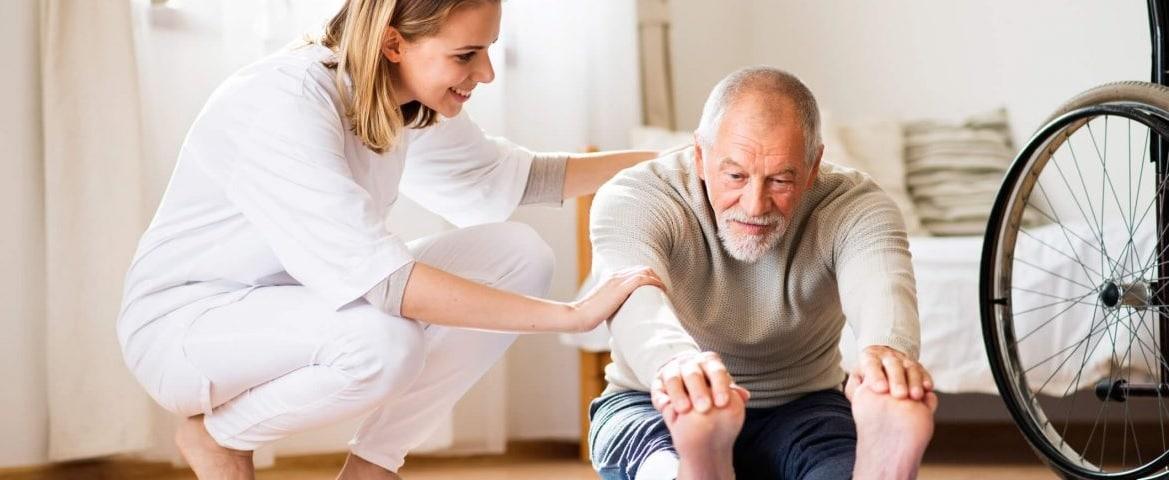 ventajas de solicitar citas de fisioterapia en casa