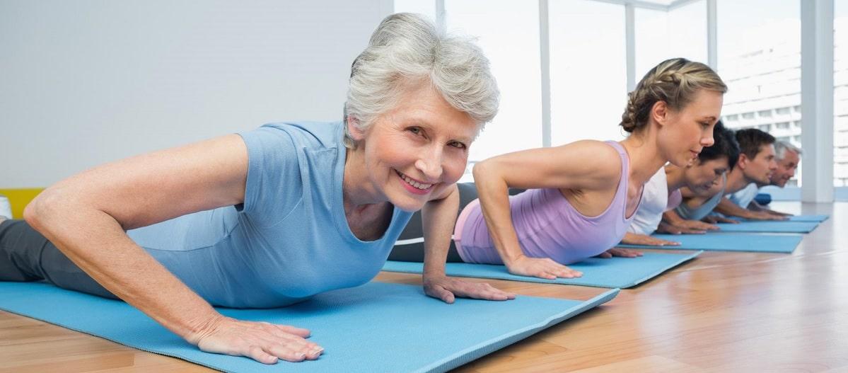 descubre los múltiples beneficios que reporta la realización de estiramientos para personas mayores