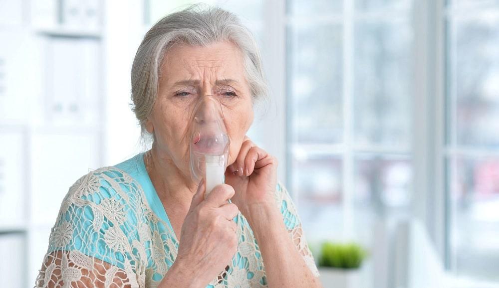 combate la fatiga respiratoria en personas mayores