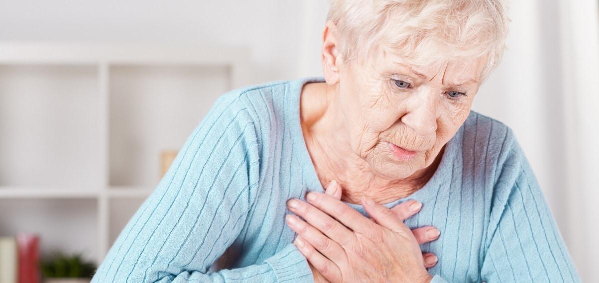 hay que controla de manera adecuada episodios de fatiga respiratoria en personas mayores
