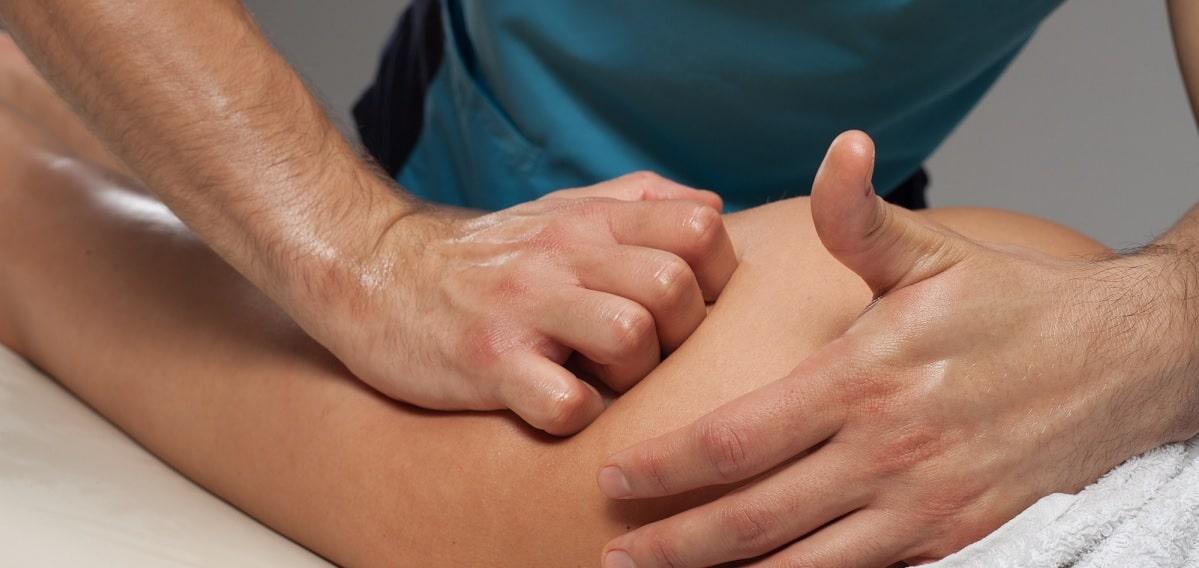 cómo realizar un masaje de drenaje linfático