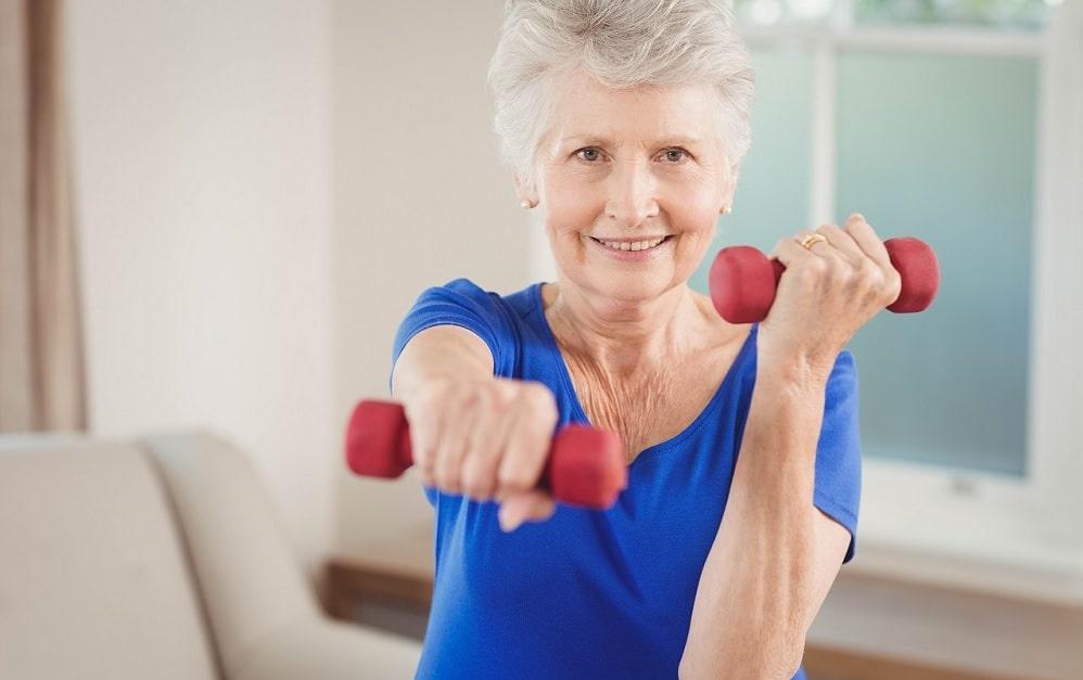 conoce algunas prácticas para recuperar masa muscular perdida por enfermedad
